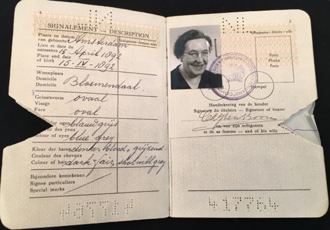 ctb passport 1950 cover image