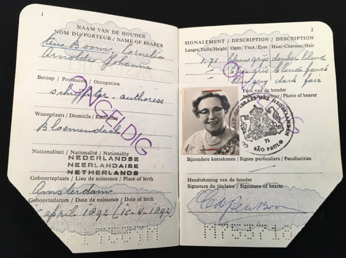 ctb passport 1963 cover image