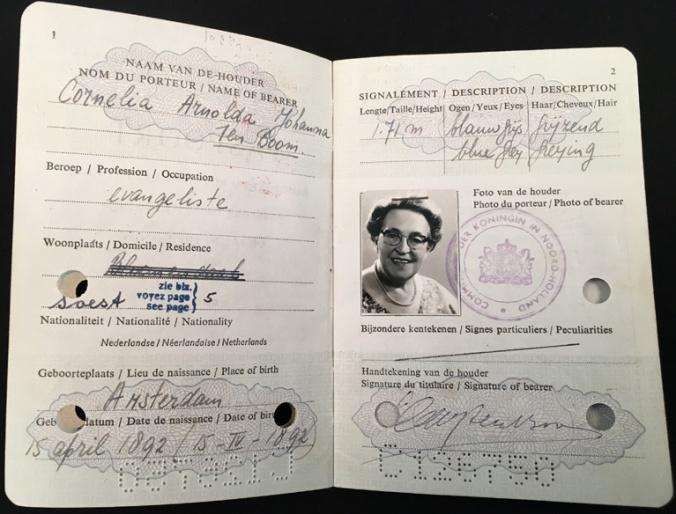 ctb passport 1966 cover image