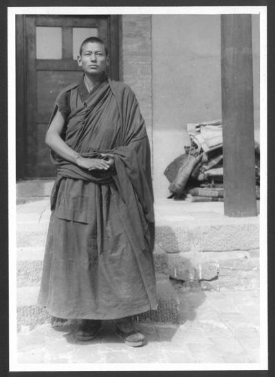 Tibetan Priest (1)