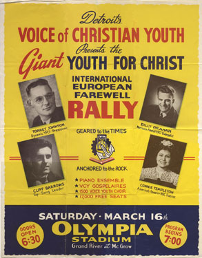 Youth for Christ Poster