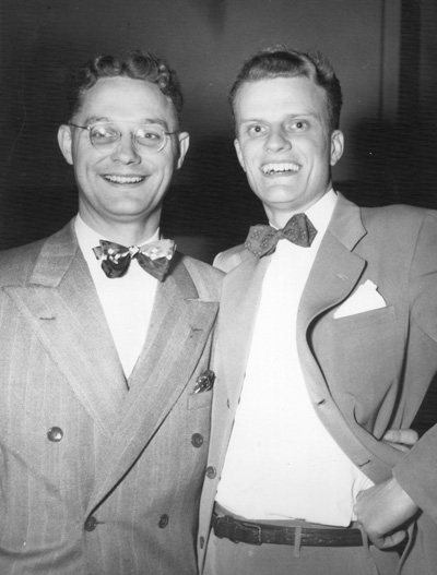 Johnson and Graham