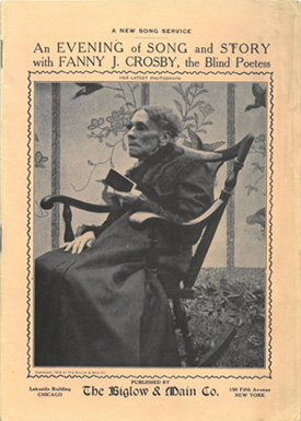 Evening with Fanny Crosby