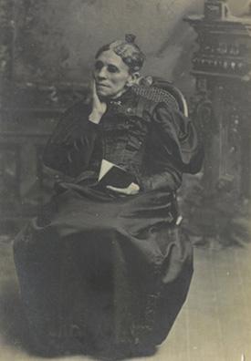 Fanny Crosby Portrait