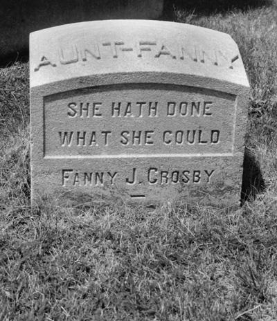 Original Tombstone