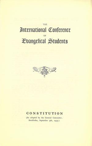IFES Constitution