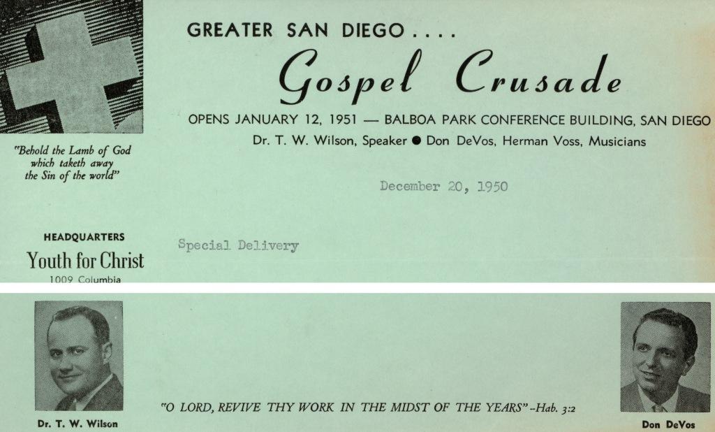 San Diego Gospel Crusade